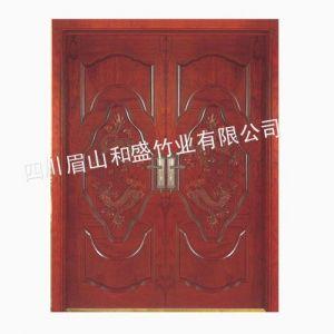 供应平昌实木套装门、原木门加盟、和盛实木门直销