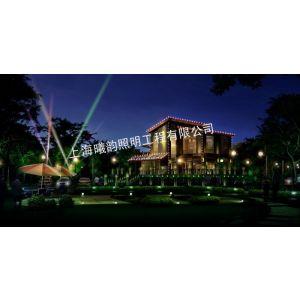 供应景观设计 景观照明设计 楼体亮化 上海照明公司