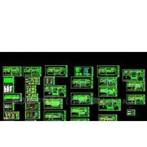 供应建筑结构设计常用表格 结构说明 计算书图集