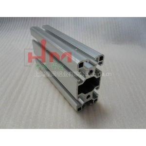 供应上海铝型材生产厂家批发 8-4080(欧标)