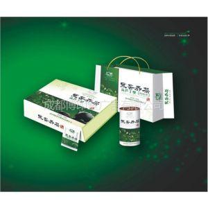 供应成都茶叶包装设计公司【博印堂】的包装设计以简洁传达现代感