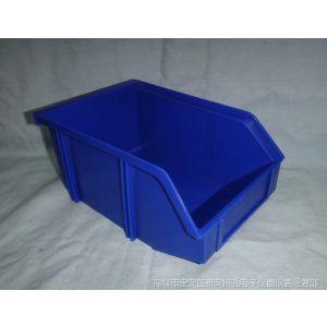 供应插机线料盒尺寸200mmX120mmX90mm重量130g零件盒