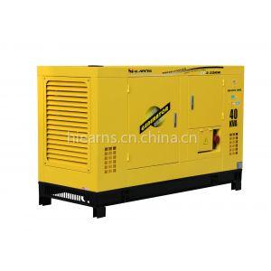 供应40KVA水冷静音柴油发电机组华东动力 仿斯坦福无刷电机
