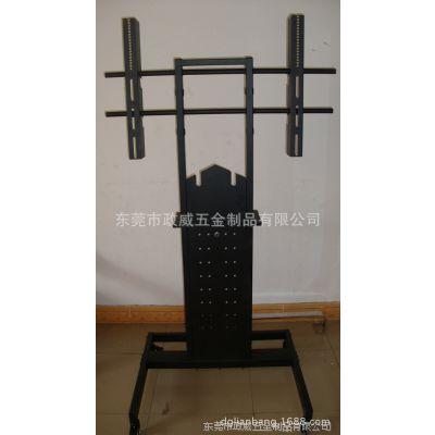 加工定制 电视支架 移动电视架 铁架 可调节支架