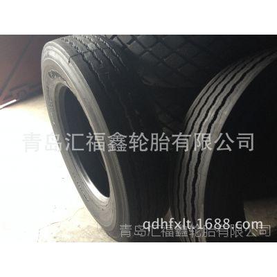 现货供应固特异真空卡客车轮胎285/75R24.5 goodyear正品轮胎