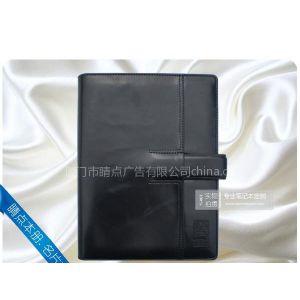 供应厦门厂家专业生产定做仿皮笔记本PU笔记本平装记事本线圈记事本