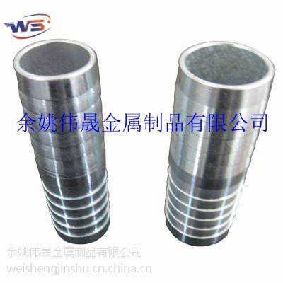 碳钢双节 HOSE MENDR 不锈钢水管接头