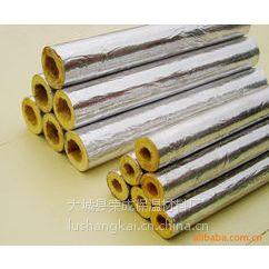 荣成岩棉保温管 外贴铝箔的价格