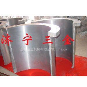 供应锌基合金轴套 锌基合金轴瓦 锌基合金蜗轮
