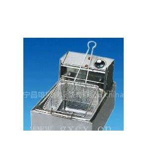 供应单缸单筛油炸炉/电炸锅/油炸锅