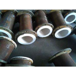 供应钢衬聚四氟乙烯PTFE管道及配件/专业四氟管道生产厂家/衬氟管道性能/衬四氟管道价格