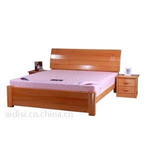 供应供应实木床 席梦思床垫哪个牌子好