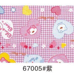 供应床上用品-被单/床单-67005#紫
