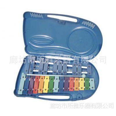 【厂家直销】批发儿童塑料盒铝板琴 铝板琴 儿童乐器 键盘类乐器