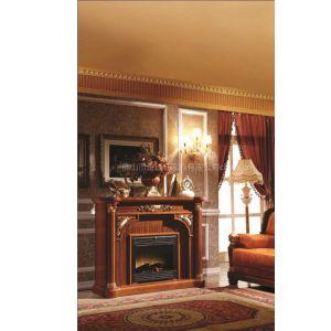 厂家供应欧式新古典白色亮光板式壁炉,壁炉芯CDB-516#