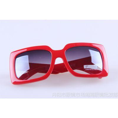 七彩太阳镜 墨镜 太阳镜批发 偏光眼镜 防紫外线 司机 女款 眼镜