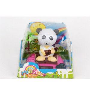 供应奥动熊猫小型电子声音玩具