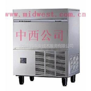 供应制冰机(雪花冰、连储冰箱、进口)优势 型号:JAHY11/F-125C库号:M401220