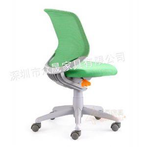 供应深圳众晟家具ZS-CC001布艺尼龙五星脚架电脑儿童椅
