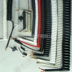 供应深圳弹簧线厂家 广东螺旋线厂家 订做各类伸缩线曲线