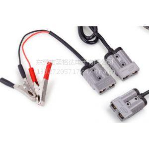 供应交流直流电源连接器 大电流接插件 电池系统专用充电插头