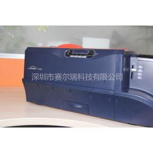 供应深圳第三代社保卡打印机,劳部部指定社保卡打印机机型,飒瑞T11S