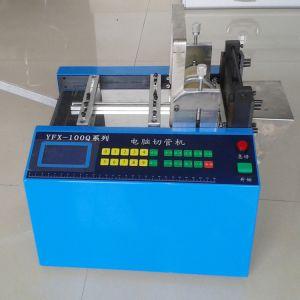 供应江苏全自动硅胶管裁剪机 切吸管裁管机 胶管机 硅胶管电脑裁切机
