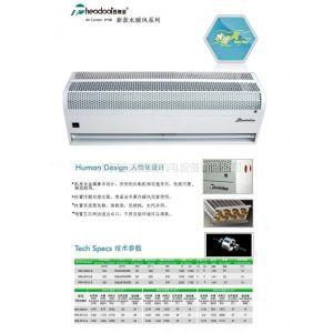供应西奥多1.5米电加热遥控风幕机RM-1215S-3D/Y3G(电热冷热空气幕