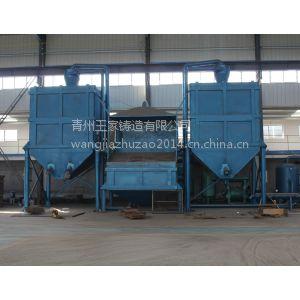 供应山东的铸件生产厂家在哪里?---青州市王家铸造