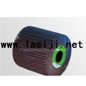 供应叶片式砂布轮 拉丝轮 研磨轮 打磨轮 抛光轮