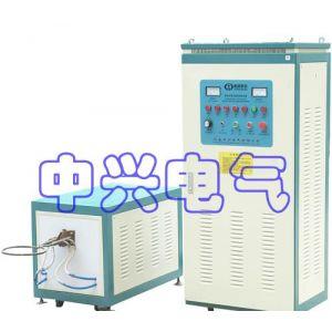 河南120KW高频感应加热炉 IGBT高频炉***后大