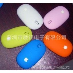 供应2.4G硅胶蓝牙无线鼠标 无菌环保鼠标 防菌鼠标 硅胶无线防水鼠标