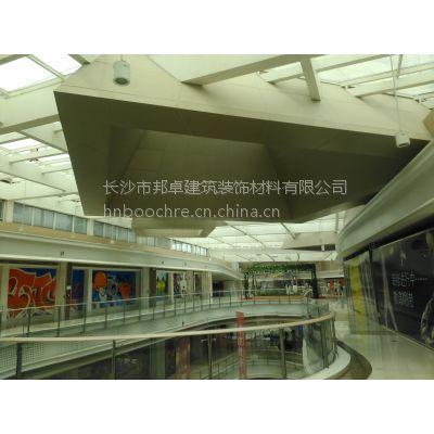 供应邦卓湘潭室内外造型异形氟碳铝单板