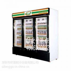 南山家乐福进口食品区用的立式冷冻柜多少钱