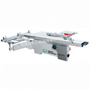 供应木材加工家具制造机械设备精密裁板锯精密推台锯,MJ6128/MJ6130/MJ6132