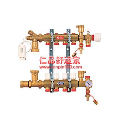 供应意大利嘉科米尼分水器 地暖安装