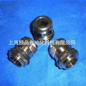 供应EPIN-Pg制黄铜镀镍电缆接头(metal cable gland)
