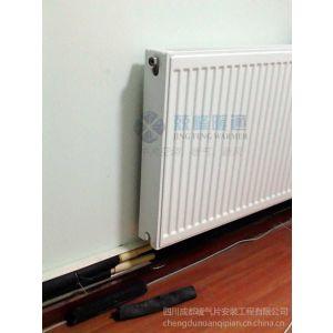 供应成都暖气片安装公司——土耳其桑尼卡暖气片供应