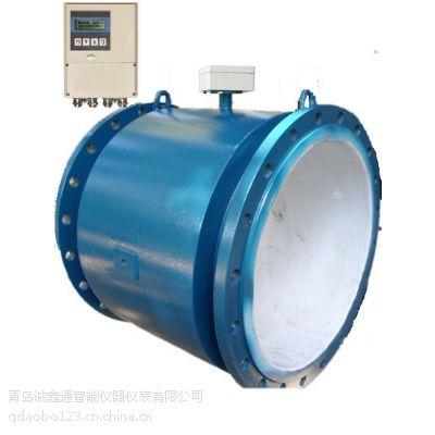 供应卡箍式电磁流量计 卫生型电磁流量计 污水流量计