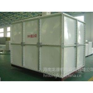 供应海南龙康玻璃钢水箱消防水箱