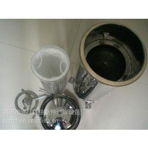 供应磷化液专门除渣过滤器 设备处理效果好 高效精准