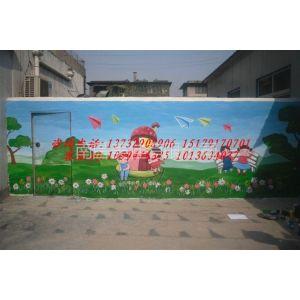 供应江西抚州 东乡 南丰 乐安 崇仁文化墙彩绘手绘喷绘绘画