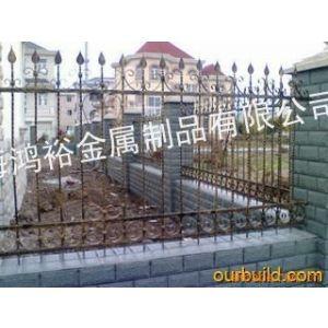 供应lG002款铁艺栏杆外墙围栏上海精品铁艺栏杆