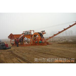 供应辽宁60斗100方挖斗洗沙机,沙子洗的干净,控水效果好15163648878