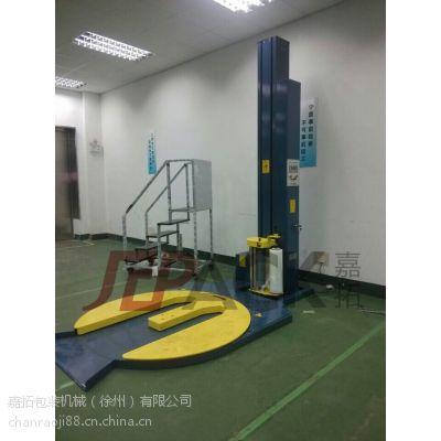 徐州M型缠绕机裹膜机,嘉拓包装现货供应,超强载重!