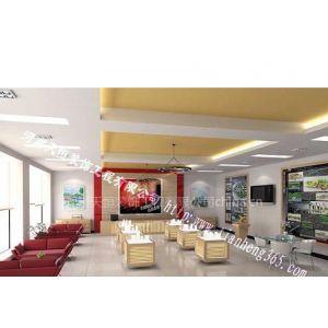 供应2郑州金水区售楼部装修设计  售楼中心装修设计作用  售楼处装饰装潢公司