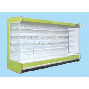 供应【特价】前锋立柜-超市立柜-超市风幕柜-立式冷藏陈列柜-KTV冷藏展示柜