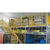 供应库房货架,仓库阁楼货架,货架平台设计,制作