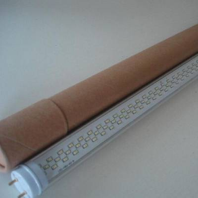 厂家大量供应T8灯管 18WLED日光灯 1.2米,双排足亮,