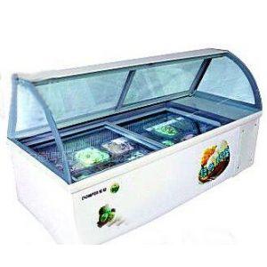 供应徐州豪华型冰淇淋展示柜-花式硬冰淇淋展示柜